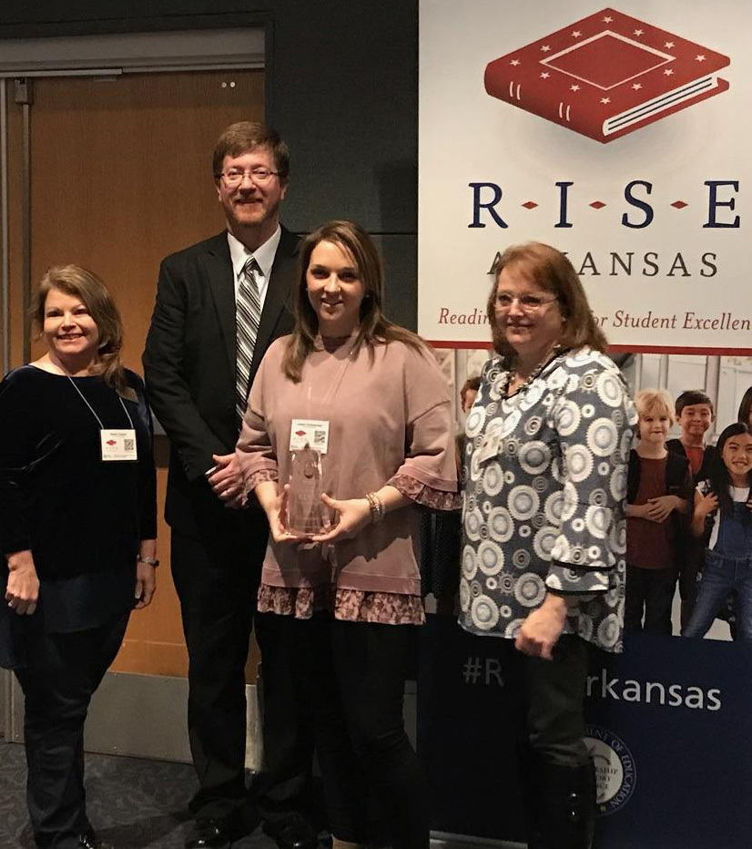 PES Receives R.I.S.E Award