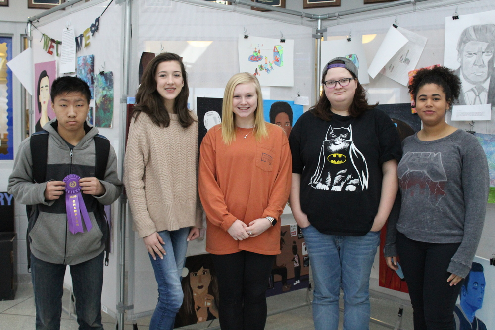 Wester Arkansas ARt Educators Awards