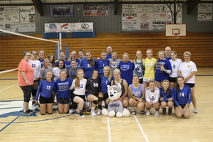 PHS Alumni Volleyball Match