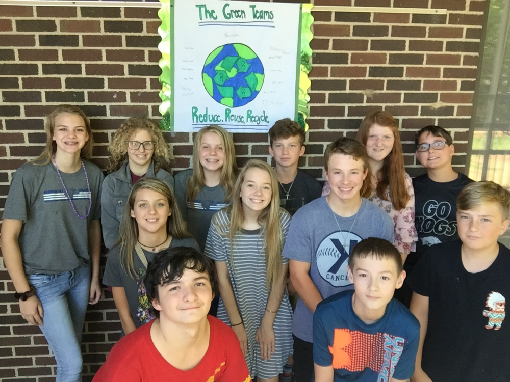 Meet the PMS Green Team