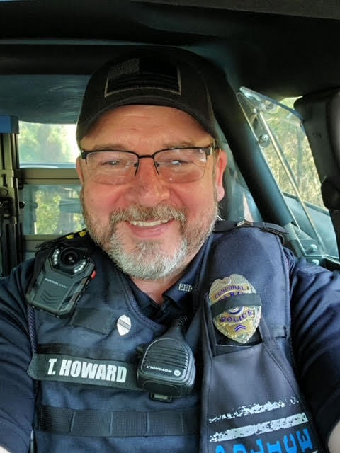 Welcome Corporal Tony Howard