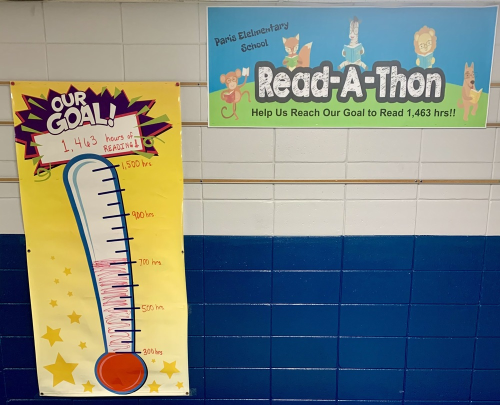 Paris Elementary Read A-Thon