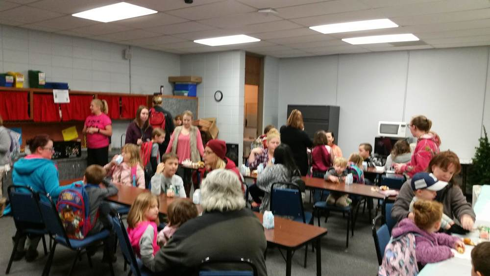 Donuts with Dads & Muffins with Moms