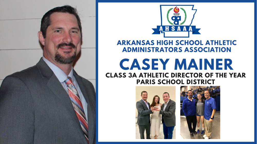 Class 3A Athletic Director of the Year