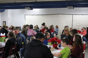 PMS hosts Mentoring Christmas Luncheon