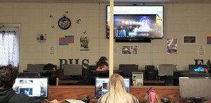 PHS Students Register and Vote on Super Bowl Advertising