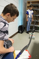 Engineering Roller Coasters