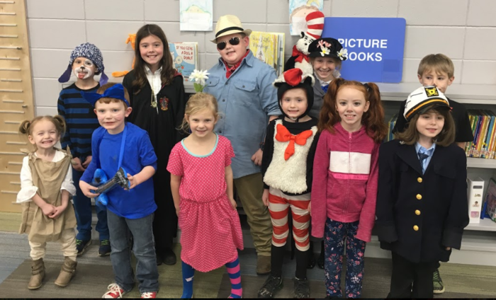 book parade winners