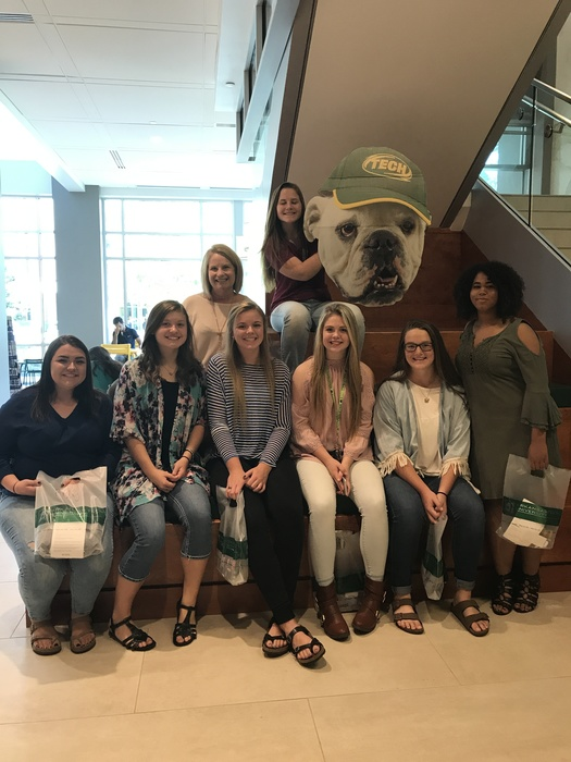 Teacher Cadets visit ATU